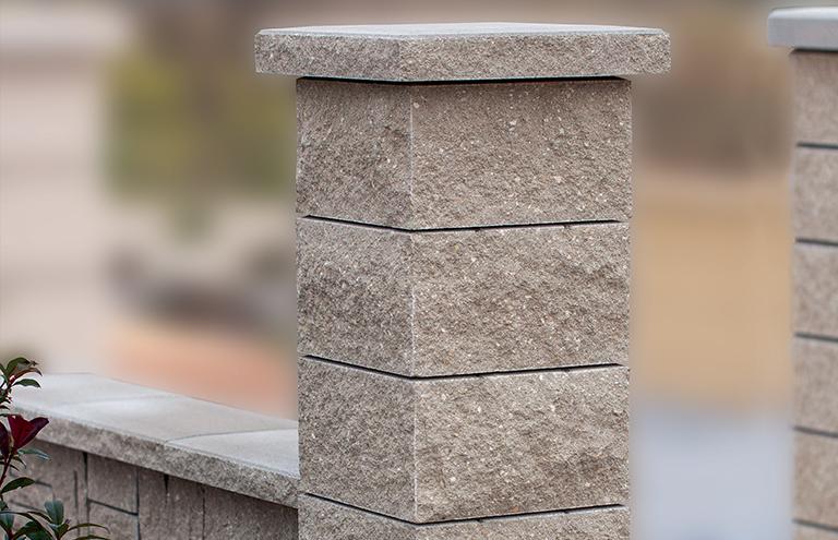 pilier mur g. Black Bedroom Furniture Sets. Home Design Ideas