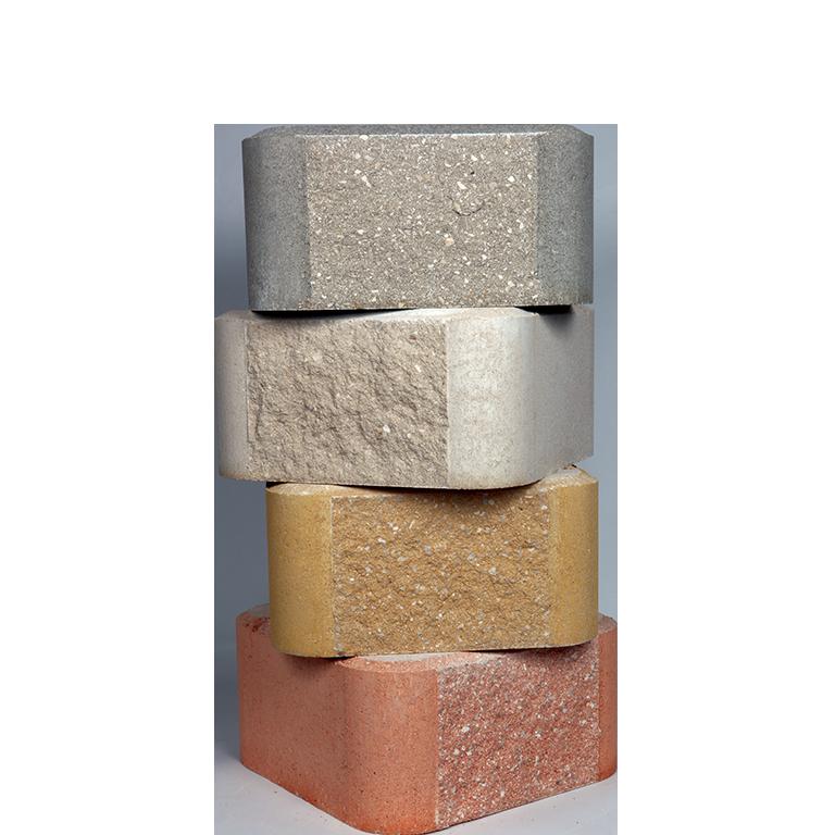 Pilier targa - Element de pilier 40x40 ...